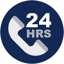 call 24 hours a day